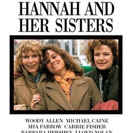 Woody allen - Hannah and Her Sisters (ハンナとその姉妹)