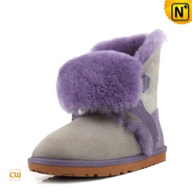 CWMALLS - Shearling Snow Boots for Women CW314417