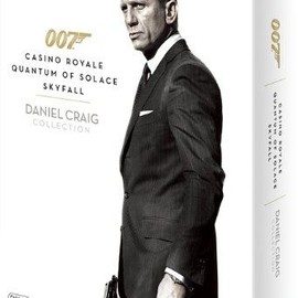 Sam Mendes - 007 DANIEL CRAIG COLLECTION_Blu-ray