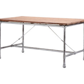d-Bodhi - TUBE DINING TABLE