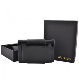 AVRIL GAU - wallet *black×blue