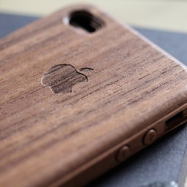 iWood 4 Case for iPhone