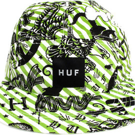 "HUF, Dr. Romanelli - ""Life Water"" Cap"