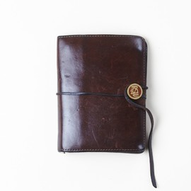 Rock Steady - Leather Pass Wallet