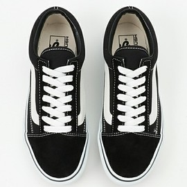 VANS - OLD SKOOL DX V36CL+BLACK