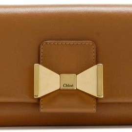 Chloe - BOBBIE LONG WALLET WITH FLAP 長財布(小銭入れ付)