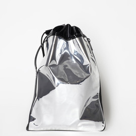"3.1 PHILLIP LIM - ACID BLUE ""31 MINUTE"" SMALL DRAWSTRING"