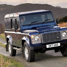 Land Rover - Defender 110 Utility Wagon