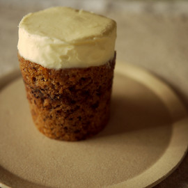 ROSE BAKERY - carrot cake