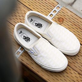 "VANS × Pilgrim Surf+Supply - VANS × Pilgrim Surf+Supply ""Slip-On"""