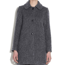 A.P.C. - APC Dolly coat in alpaca