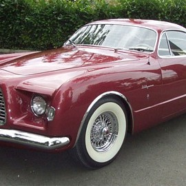 Chrysler - 1953 Sports Coupe