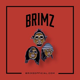 Brim - MIGOS (Limited Edition) Pin Pack