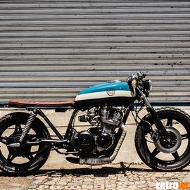 Honda - CB750 by Mike