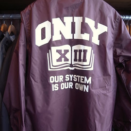 ONLY13 - coach jacket