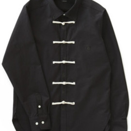 Sasquatchfabrix. - Rebuild Button Down Shirts (black)