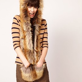 ASOS - Image 1 of SpiritHoods Red Fox