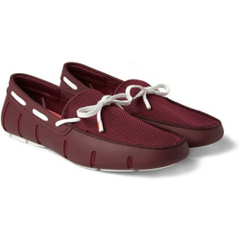 SWIMS - SWIMSRubber and Mesh Boat Shoes