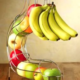 Exotic Fruit Rack