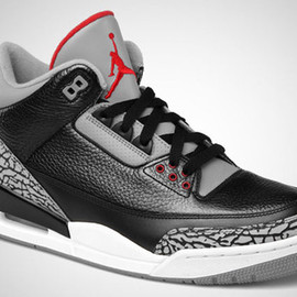 NIKE - air-jordan-iii-black-cement