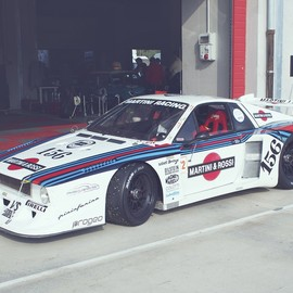 Lancia - Beta Monte Carlo / martini racing