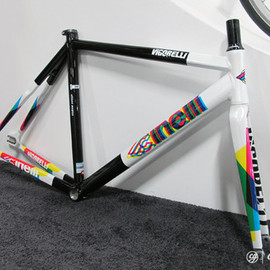 Cinelli - Vigorelli Caleido color