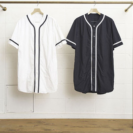 UNUSED - BASEBALL LONG SHIRTS