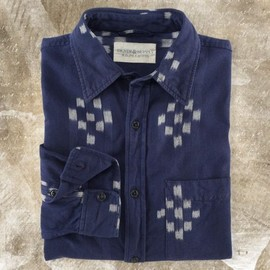 Denim & Supply Ralph Lauren - Ikat Shirt