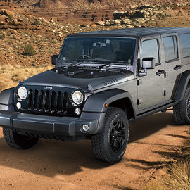 Jeep - Wrangler Unlimited Willys Wheeler Edition
