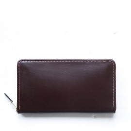 Whitehouse Cox - ホワイトハウスコックス | S1223 CLUTCH PURSE / BRIDLE LEATHER