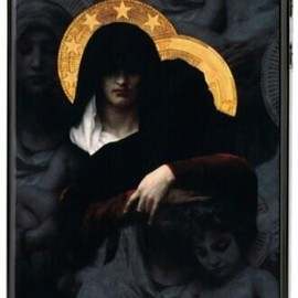 GIVENCHY by Riccardo Tisci - iphone5 case (maria)