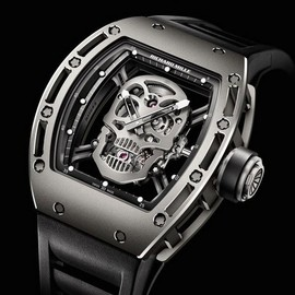 Richard Mille - Tourbillon RM 052 Skull Watch