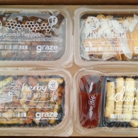 Graze Box July 2013 - Graze Box July 2013
