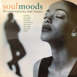 Various Artists - soulmoods 40 contemporary soul classics (2LP)