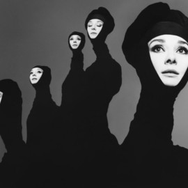 Richard Avedon - Audrey Hepburn, New York, January 1967