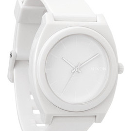 NIXON - The Time Teller P in White