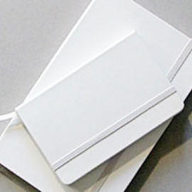 Moleskine - White Notebook
