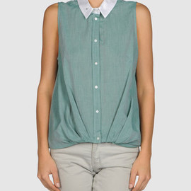 BOY. BY BAND OF OUTSIDERS - sleeveless shirt