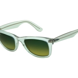 Ray-Ban - Ray-Ban RB 2140 6058/3M Wayfarer Mint Ice-Pop Sunglasses