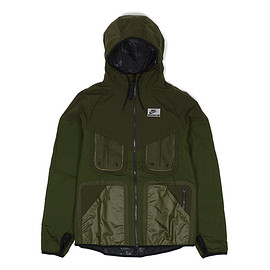 NIKE - International Windrunner - Dark Loden