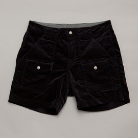 MT RAINIER DESIGN - Velour Bush Shorts