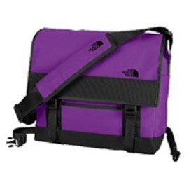 THE NORTH FACE - The North Face 15インチ BC Messenger Bag(パープル)