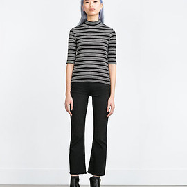 ZARA - TRF BASIC TOP