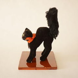 steiff - steiff/black cat/germany 1950s