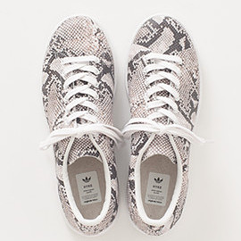 HYKE - adidas originals by HYKE HAILLET AOH-001 Supplier/Supplier/White python print