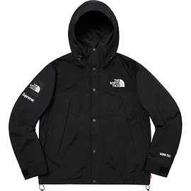 Supreme, THE NORTH FACE - Supreme®/The North Face® Arc Logo Mountain Parka BLACK