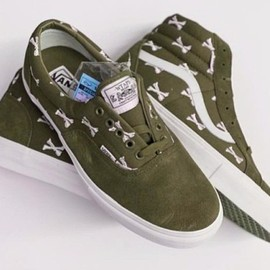 Vans Syndicate - WTAPS × VANS SYNDICATE 2013 FW Collection