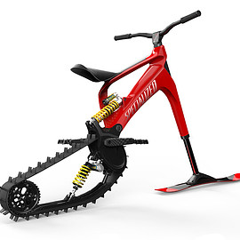 Specialized - Snow Vehicle (concept)