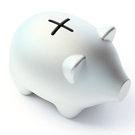 Art. Lebedev Studio - Copilcus piggy bank
