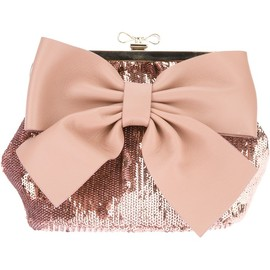 Red Valentino - SEQUIN EMBELLISHED BAG